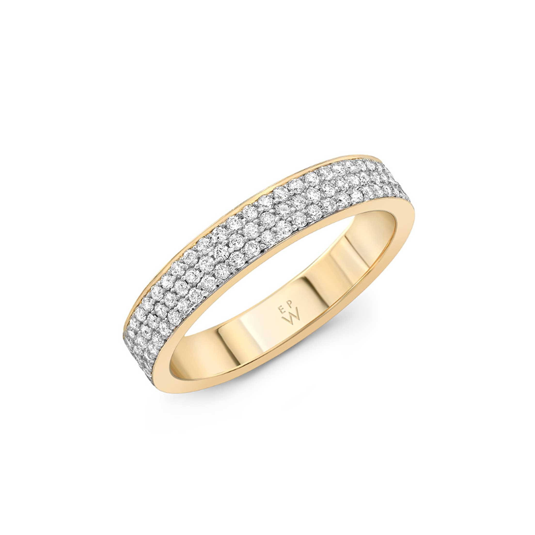 of love for band greek your trio and ring rings gold wedding jewelry his beautiful set hers elegant engagement diamond